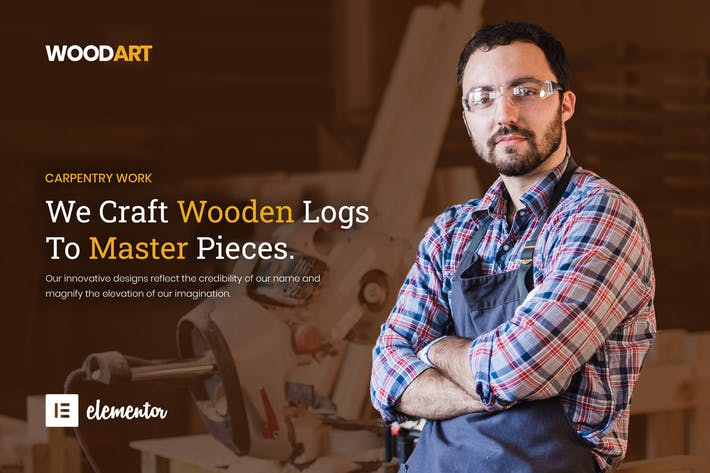 Thumbnail for WoodArt - Artisan Template Kit