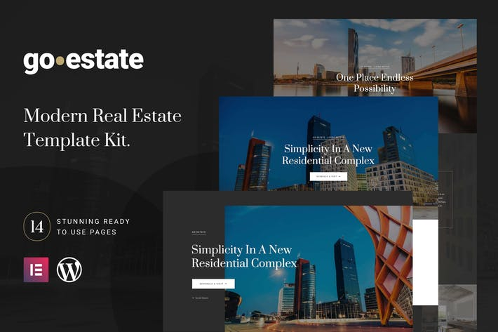 Go Estate - Real Estate Template Kit