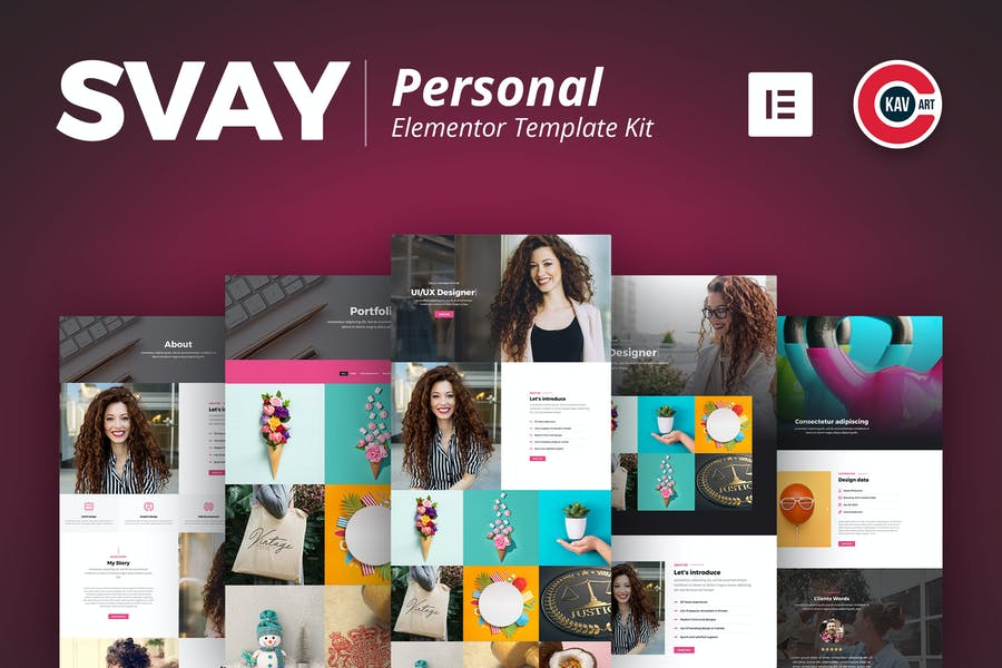 Svay - Personal Template Kit
