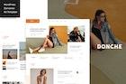 Donche - News & Magazine Template Kit