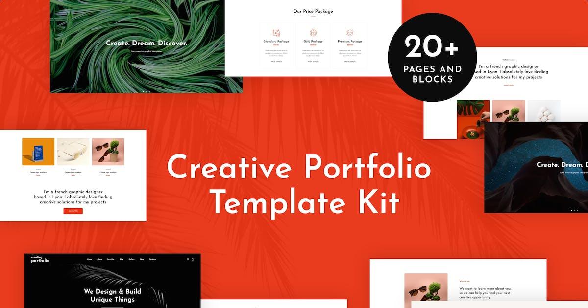 Download Helion - Creative Portfolio Elementor Template Kit by ThemeREX