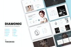 Diamonic | Jewellery Elementor Template Kit