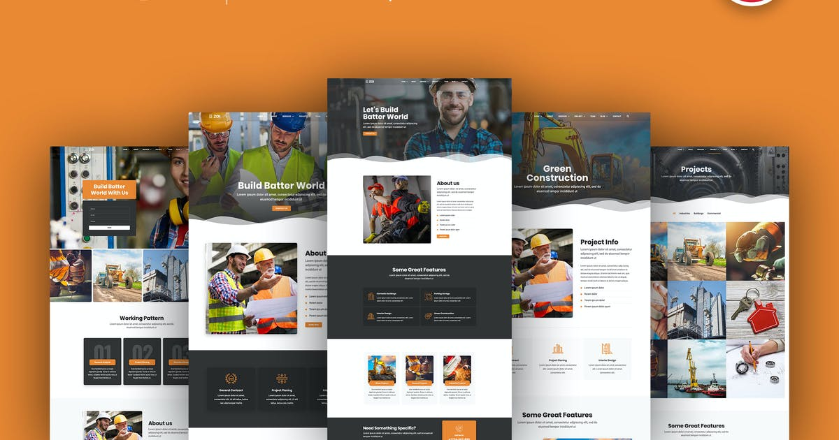 Download ZOI - Construction Template Kit by C-Kav