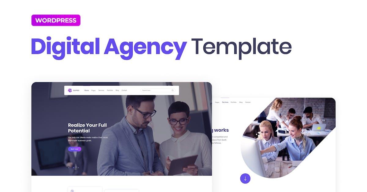 Download Elipso – Digital Agency Elementor Template Kit by merkulove