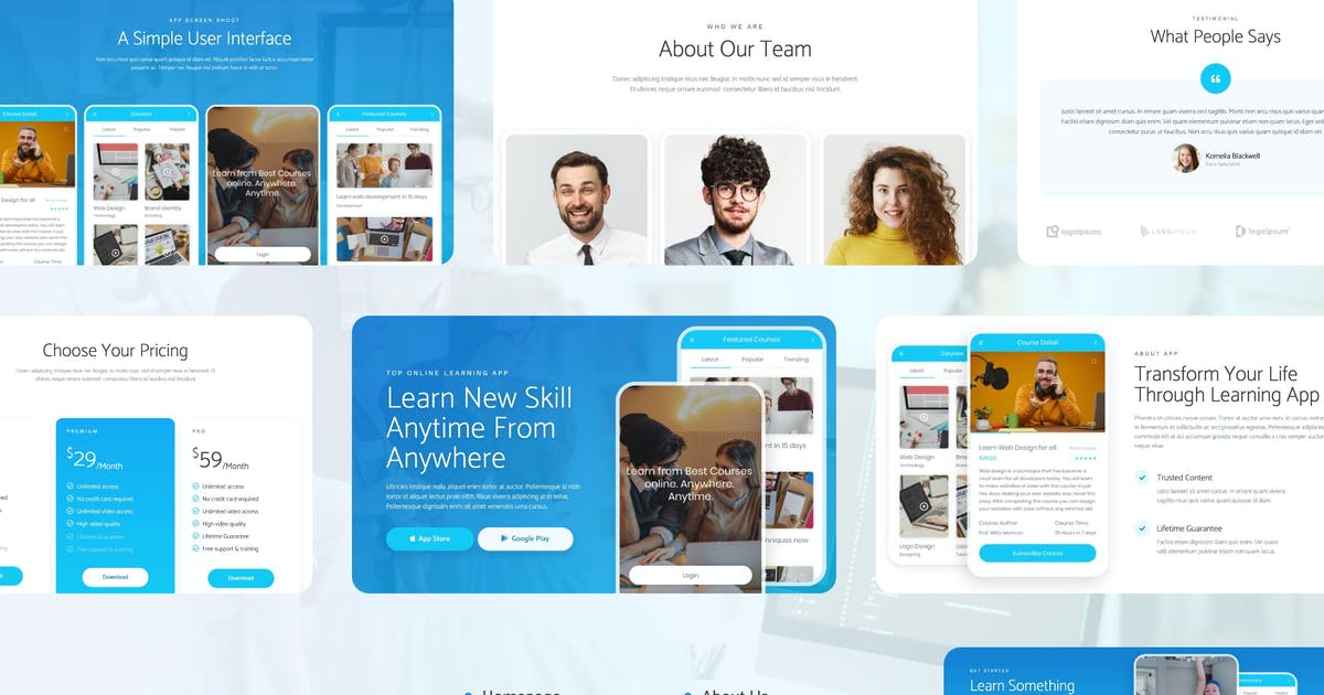 Download Apper - App SaaS Elementor Template Kit by tokopress