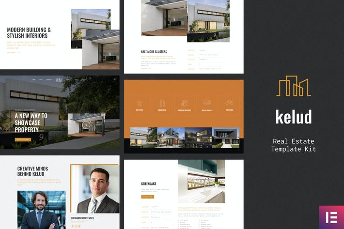 Thumbnail for Kelud - Real Estate Template Kit