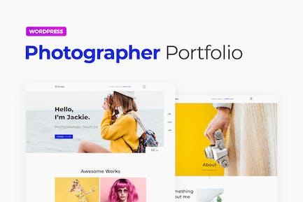 Proto — Template Kit para fotógrafos