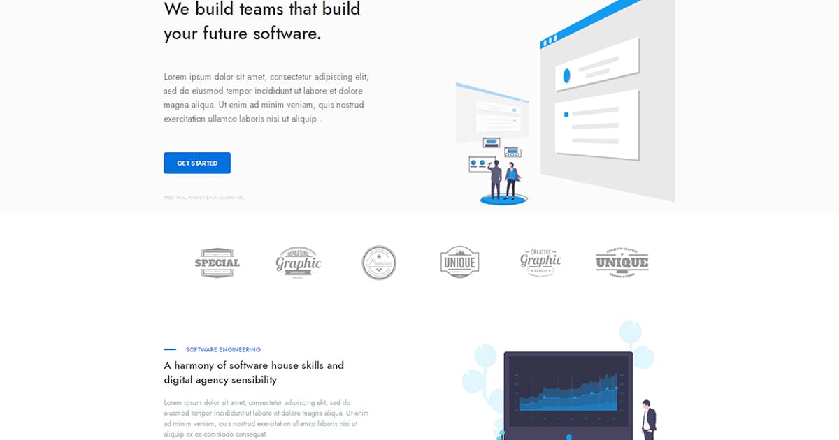 Download bizNext - Corporate Business Template Kit by themesflat