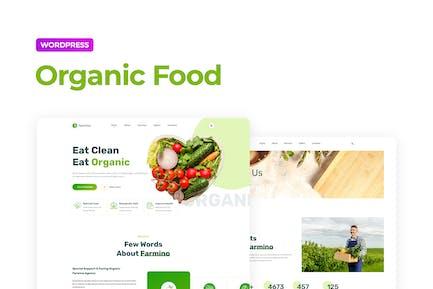 Farmino – Organic Food Template Kit