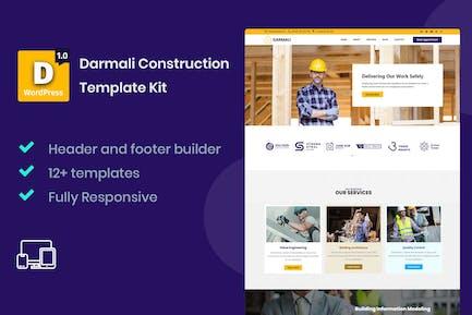 Darmali - Construction Template Kit
