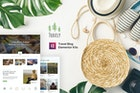 Travely - Travel Blog Template Kit