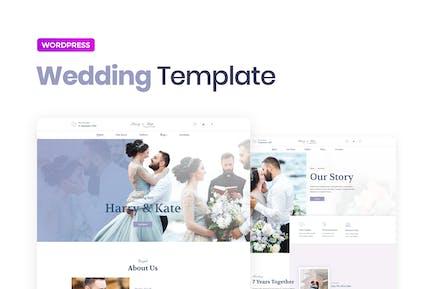 Lovedy – Wedding Template Kit
