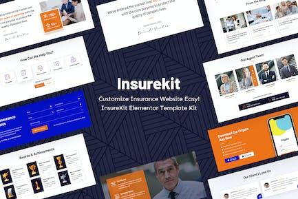 InsureKit - Insurance Template Kits