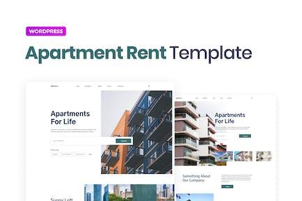 Dexico – Apartment Rent Elementor Template Kit