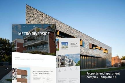 Homeland — Real Estate & Property Elementor Template Kit