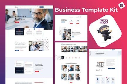 Skat — Corporate & Business Elementor Template Kit