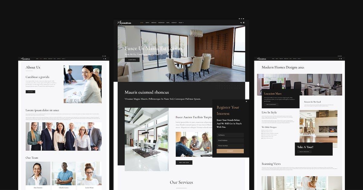 Download Archodern -Interior & Architecture  Elementor Template Kit by MKSCreatives