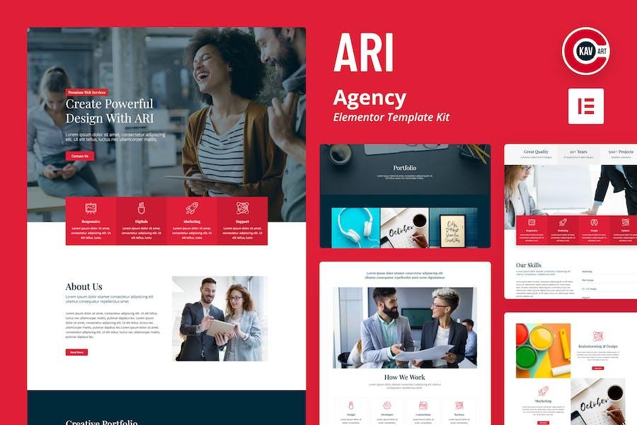 ARI - Agency Template Kit